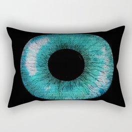 E Y E Rectangular Pillow