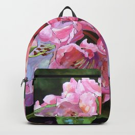 Courtenay Lady Rhododendron Backpack