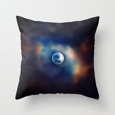 All great and precious things are lonely. Throw Pillow