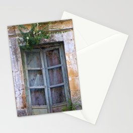 "Baroque Town Noto ""Vacancy"" zine Stationery Cards"