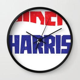 Biden 2020 Biden Harris 2020 Biden Trump Wall Clock