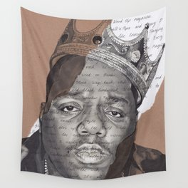 The Notorious BIG Wall Tapestry