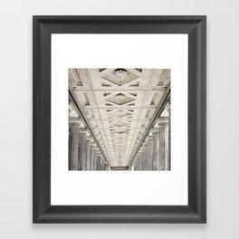 BERLINO #1 Framed Art Print