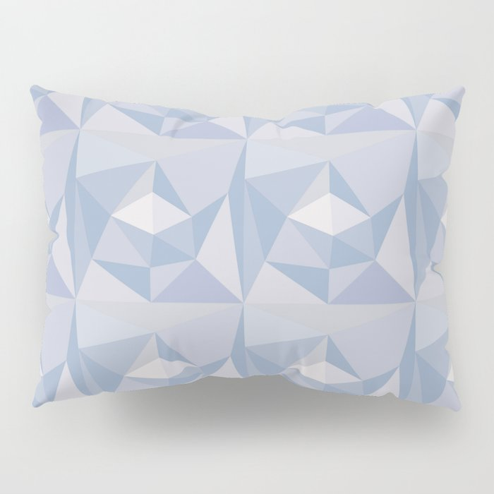 Abstract geometric pattern. Pillow Sham