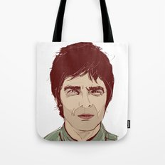 Noel Gallagher Tote Bag