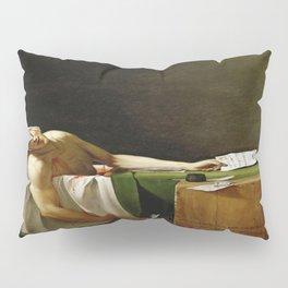 Jacques-Louis David's The Death of Marat Pillow Sham