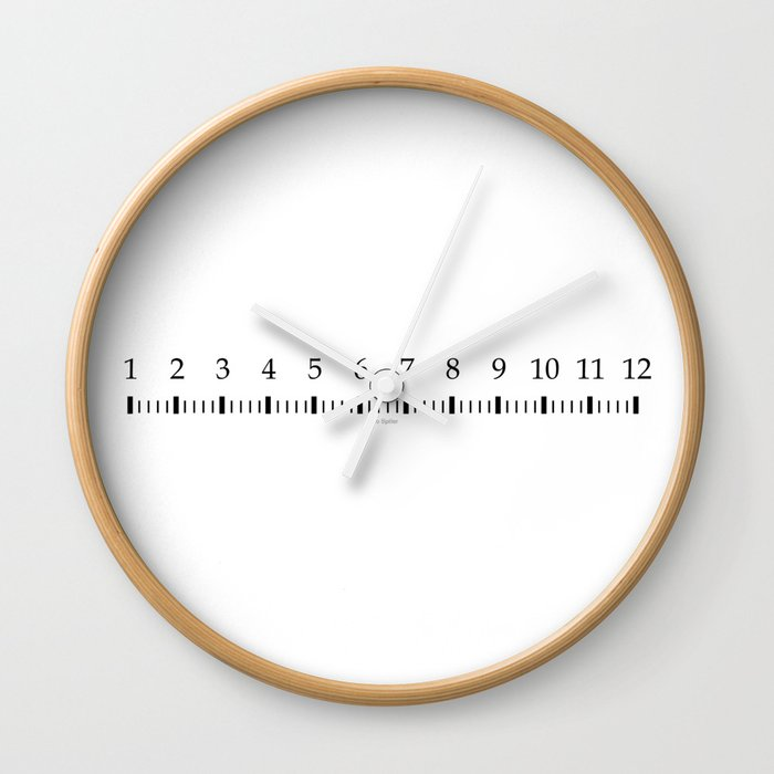 Customers Support Service Wall Clock