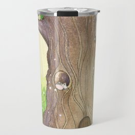 In the tree Travel Mug