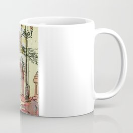 Templo San Francisco Coffee Mug