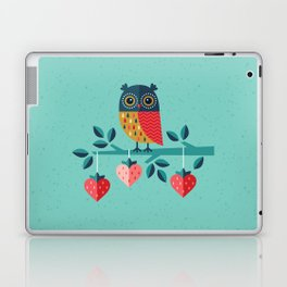 OWL ALWAYS LOVE YOU Laptop & iPad Skin