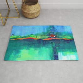Passing Storms Rug