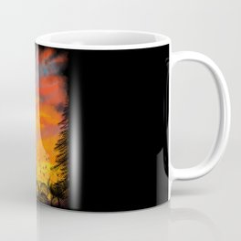 Magical Sunset Coffee Mug