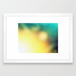 Gone Away From Me Framed Art Print