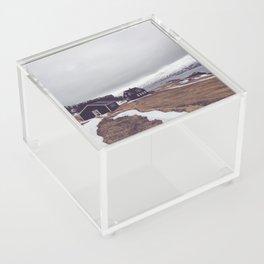 Iceland Acrylic Box