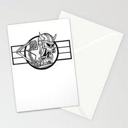 Mutant Meatball  Stationery Cards