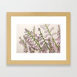 Blooming marvelous Framed Art Print