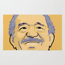 Gabriel Garcia Marquez Rug