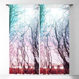 Beautiful Stems Blackout Curtain