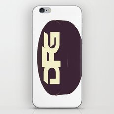 DFG Puck iPhone & iPod Skin