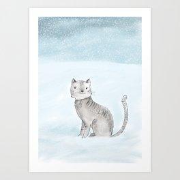 CAT Jan 2019 Art Print