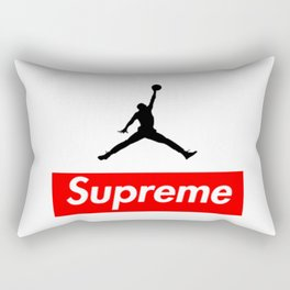 Supreme Jordan Rectangular Pillow
