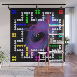 don't panic grande game Wall Mural
