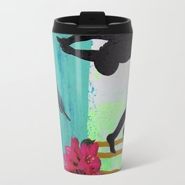 Diving In Travel Mug