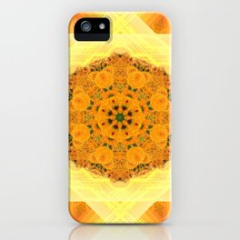 SUNFLOWER MANDAL iPhone Case