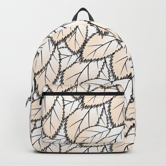 Leaves 2 Backpack