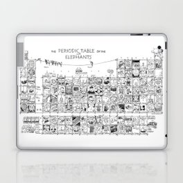 Periodic Table of the Elephants Laptop & iPad Skin