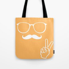 Man of Peace Tote Bag
