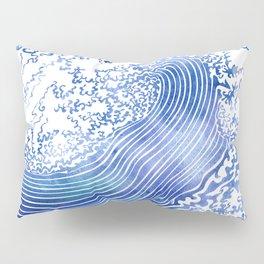 Pacific Waves II Pillow Sham
