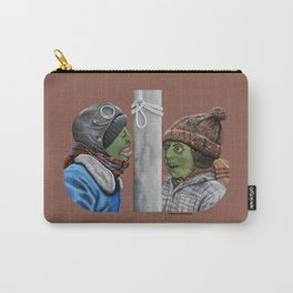 Goblin Frozen Christmas Fantasy Story Carry-All Pouch