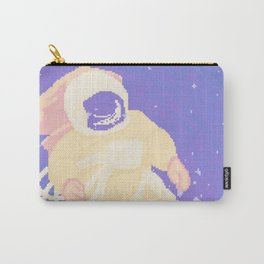 Yellow Astronaut Carry-All Pouch