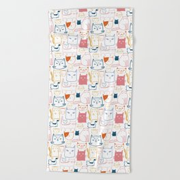 CATS Beach Towel