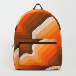 Golden Wave Backpack