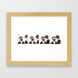 onho Framed Art Print