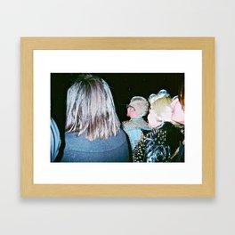 Little Monsters Framed Art Print