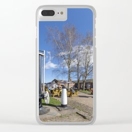 Fradley Junction 1 Clear iPhone Case
