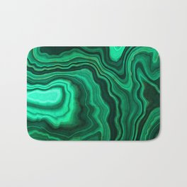 Emerald Marble Bath Mat