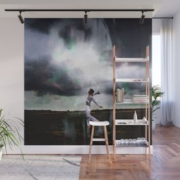 Charge Wall Mural