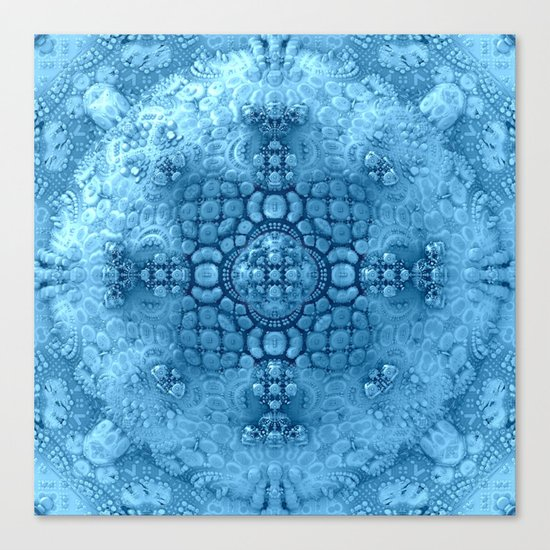Snowball Deluxe Canvas Print