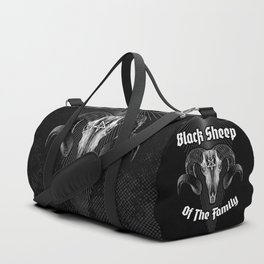 Black Sheep Of The Family Duffle Bag