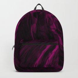 Organic Spiral - Purple Backpack