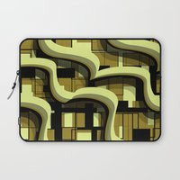 3d Laptop Sleeves featuring 3d by Mickaela Correia
