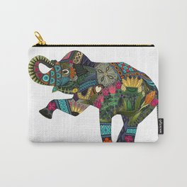 asian elephant white Carry-All Pouch