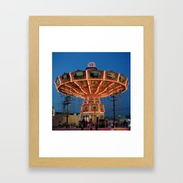 Waveswinger No.1 Framed Art Print