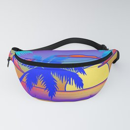 PRISMA SUNSET Fanny Pack