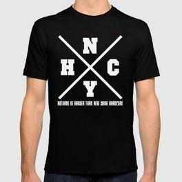 New York hardcore T-shirt