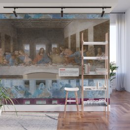 The Last Supper _review Wall Mural